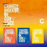 크래비티 (Cravity) / Cravity Season 3 Hideout : Be Our Voice (Ver.1/2/3 랜덤 발송/미개봉)