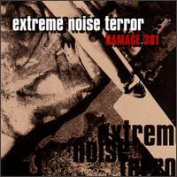 Extreme Noise Terror / Damage 381 (수입/미개봉)
