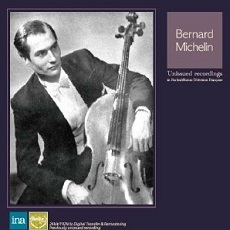 Bernard Michelin / 베르나 미슐랑 - 미공개 레코딩 (Bernard Michelin - Unreleased Recordings) (2CD/수입/미개봉/CDSMBA018)