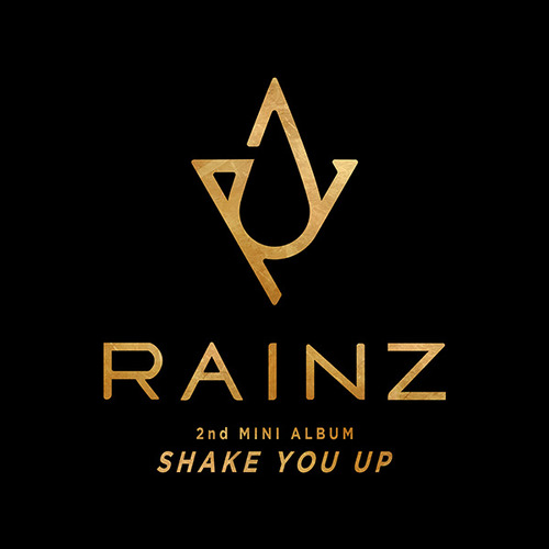 레인즈 (Rainz) / Shake You Up (2nd Mini Album) (미개봉)