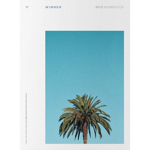 위너 (Winner) / Winner Single Album : Fate Number For (For LA/미개봉)