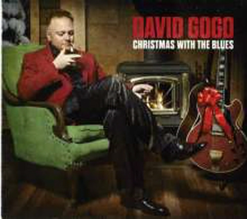 David Gogo / Christmas With The Blues (Digipack/수입)
