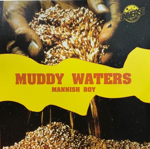 Muddy Waters / Mannish Boy (수입)