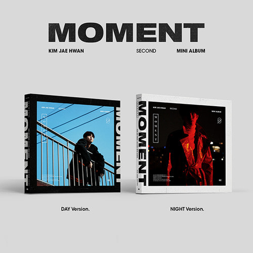 김재환 / Moment (2nd Mini Album) (Day/Night Ver. 랜덤 발송/미개봉)