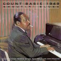 Count Basie /Shoutin' Blues 1949 (수입)