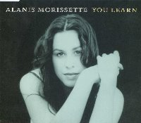 Alanis Morissette / You Learn (수입/Single)
