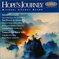 Michael Conway Baker / Hope's Journey (수입/DCD182)