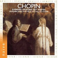 Janusz Olejniczak, Ensemble Mosaiques, Christophe Coin / Chopin: Evening Around 1831 Pleyel (수입/OPS30286)