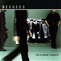 Bee Gees / This Is Where I Came In (미개봉)