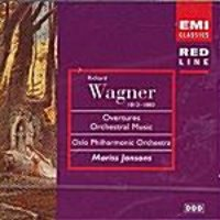 Mariss Jansons / 바그너 : 관현악 작품집,서곡집 (Wagner : Overtures & Orchestral Music) (수입/5698482)