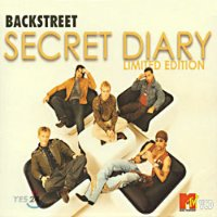 Backstreet Boys / Secret Diary (Limited Edition) - (Black & Blue : Repackage/미개봉)