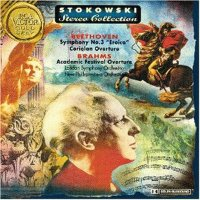 Leopold Stokowski / Beethoven : Symphony No.3, 'Eroica', Coriolan Overture & Brahms : Academic Festival Overture (Stokowski Stereo Collection) (수입/09026625142)