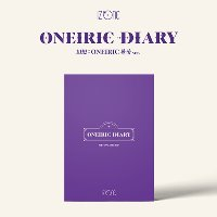 아이즈원 (IZ*ONE) / Oneiric Diary (3rd Mini Album) (환상 Ver./미개봉)