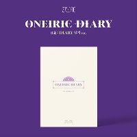 아이즈원 (IZ*ONE) / Oneiric Diary (3rd Mini Album) (일기 Ver./미개봉)