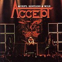 Accept / Restless And Wild (수입)