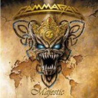 Gamma Ray / Majestic