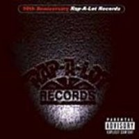 V.A. / 10th Anniversary : Rap-A-Lot Records (수입)