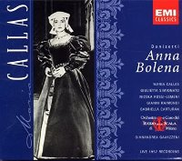 Maira Callas, Gianandrea Gavazzeni / 도니제티 : 안나 볼레나 (Donizetti : Anna Bolena) (2CD Box/수입/5664712)