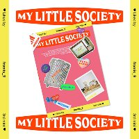 프로미스나인 (fromis_9) / My Little Society (3rd Mini Album) (My Account Ver./미개봉)