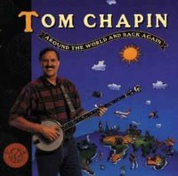 Tom Chapin / Around the World And Back Again (수입)