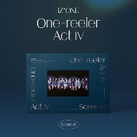 아이즈원 (IZ*ONE) / One-reeler / Act IV (4th Mini Album) (Scene #2 Becoming One Ver./미개봉)