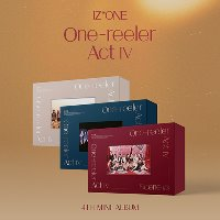 [세트] 아이즈원 (IZ*ONE) / One-reeler / Act IV (4th Mini Album) (Scene #1+Scene #2+Scene #3 Ver./미개봉)