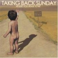 Taking Back Sunday / Where You Want To Be (Digipack/수입)