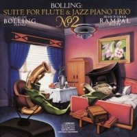Claude Bolling / Bolling: Suite No. 2 For Flute & Jazz Piano Trio (수입)