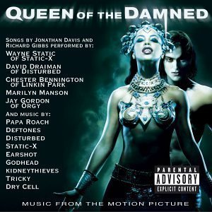 O.S.T. / Queen Of The Damned (퀸 오브 뱀파이어) (미개봉)