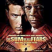 O.S.T. (Jerry Goldsmith)/ The Sum Of All Fears (미개봉)