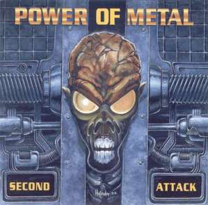 V.A. / Power Of Metal - Second Attack