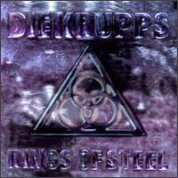 Die Krupps / Rings of Steel (수입)