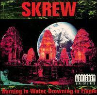 Skrew / Burning In Water, Drowning In Flame (수입)