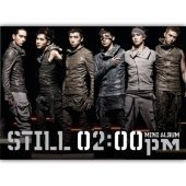 투피엠 (2PM) / Still 02:00pm (Mini Album) (Digipack) (B)