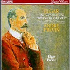 Andre Previn / 엘가 : 수수께끼 변주곡, 위풍당당 행진곡 (Elgar : Enigma Variations Op.36, Pomp And Circumstance Op.39) (수입/4168132)