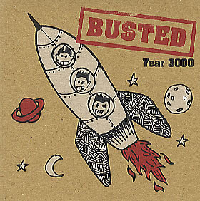 Busted / Year 3000 (Digipack/수입/Single/프로모션)