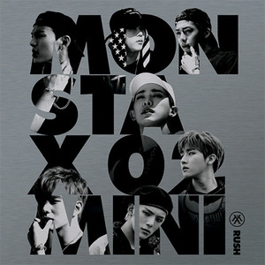 몬스타엑스 (Monsta X) / Rush (2nd Mini Album) (Official Version) (Digipack/포토카드포함)
