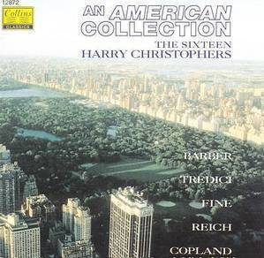 Harry Christophers, The Sixteen / An American Collection (수입/12872)