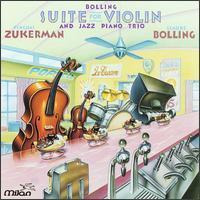 Claude Bolling, Pinchas Zukerman / Suite For Violin And Jazz Piano Trio