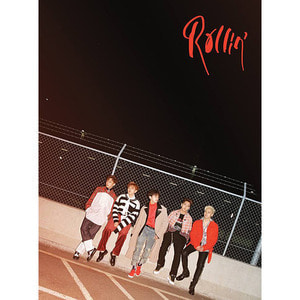 비원에이포 (B1A4) / Rollin' (7th Mini Album) (Black Ver./미개봉)