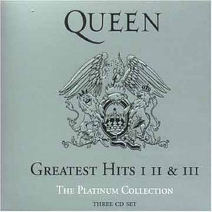 Queen / The Platinum Collection (Greatest Hits I, II & III) (3CD)