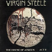 Virgin Steele / The House Of Atreus Act II (2CD)