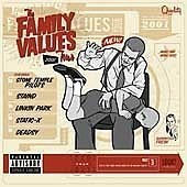 V.A. / Family Values Tour 2001 (수입)