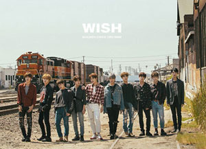 골든 차일드 (Golden Child) / Wish (3rd Mini Album) (B Ver./미개봉)