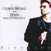 George Michael & Queen / Five Live (수입)
