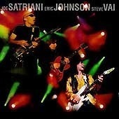 Joe Satriani, Eric Johnson, Steve Vai / G3 Live In Concert (수입)