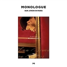 [DVD] 은지원 - [MONOLOGUE] EUN JIWON in PARIS PART. 2 [DVD+포토북] (RED WINE Ver./미개봉)