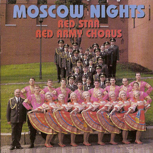Red Star Red Army Chorus / Moscow Nights (미개봉/2083)