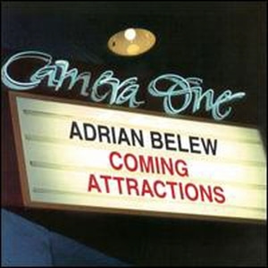 Adrian Belew / Coming Attractions (수입)