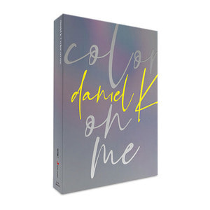 강다니엘 (Kang Daniel) / color on me (미개봉)